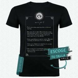 Camiseta de Death Note