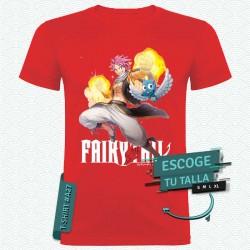 Camiseta: Fairy Tail (Modelo 02)