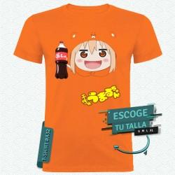 Camiseta de Himouto Umaruchan