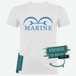 Camiseta de Marine (One Piece)