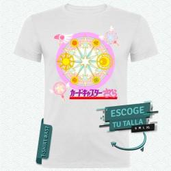 Camiseta de Card Captor Sakura