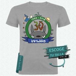 Camiseta del 30 aniversario Studio Ghibli