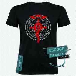 Camiseta de Full Metal Alchemist