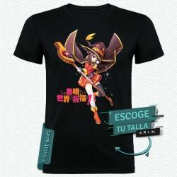 Camiseta de Megumin (Konosuba!)