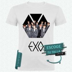Camiseta: Exo (Modelo 02)