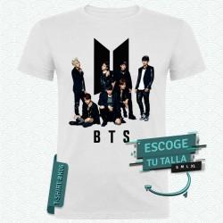 Camiseta de BTS
