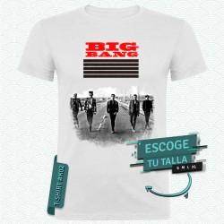 Camiseta de Big Bang